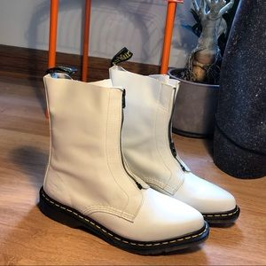 Doc Martens Zena White UK8